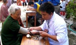 Những nhân viên y tế thôn bản