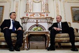 Thế bí của Hungary trong cuộc đối đầu Nga-phương Tây