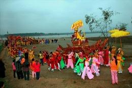 Đền Trần Thái Bình mở hội trên vùng đất của thủy tổ nhà Trần