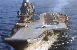Nga, Ai Cập tập trận trên Địa Trung Hải