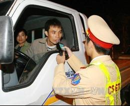 Tăng hình phạt một số hành vi phạm Luật giao thông đường bộ