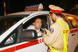 Quảng Ninh tập trung xử lý nghiêm các 'ma men' cầm lái