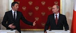 Tại sao Italy muốn phá vỡ thế cô lập Nga của phương Tây?