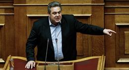 Hy Lạp dọa 'nhấn chìm' châu Âu bằng người nhập cư