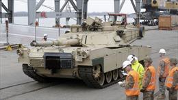 NATO bắt đầu tập trận ở Biển Đen