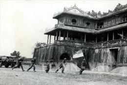 Giải phóng hoàn toàn tỉnh Thừa Thiên
