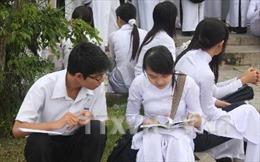 Yêu cầu không phổ biến sách 'Hướng dẫn ôn tập thi THPT quốc gia'