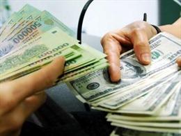 Giá đôla Mỹ tăng vượt ngưỡng 21.500 đồng