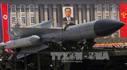 Tướng Mỹ: Triều Tiên sở hữu công nghệ thu nhỏ vũ khí hạt nhân