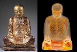 Tượng Phật nghìn tuổi chứa xác ướp có thể bị đánh cắp