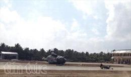Các chiến sỹ trong vụ rơi trực thăng dần ổn định sức khỏe