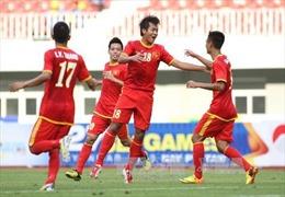 Olympic Việt Nam sẵn sàng đương đầu thử thách
