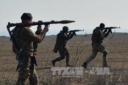 Binh sĩ Ukraine được huấn luyện tại Ba Lan