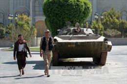 Phiến quân rút khỏi dinh tổng thống Yemen