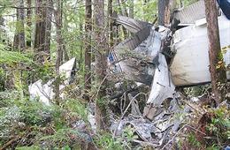 Máy bay trực thăng rơi ở Đức
