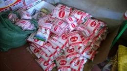 Phát hiện cơ sở làm giả 1,4 tấn mì chính Ajinomoto