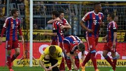 Dortmund bị hạ gục bởi chính người cũ Lewandowski