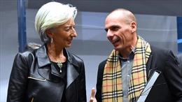Hy Lạp đồng ý thanh toán nợ cho IMF đúng hạn