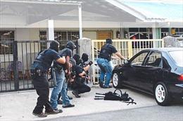 Malaysia bắt giữ 17 nghi can âm mưu khủng bố