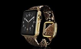 Apple Watch gắn kim cương giá 177.000 USD