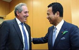 Nhật - Mỹ đạt tiến bộ trong đàm phán TPP