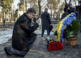 Ukraine tưởng niệm 29 năm thảm họa Chernobyl