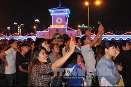 TP Hồ Chí Minh phân luồng giao thông cho đêm pháo hoa 30/4
