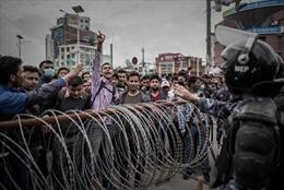 Nepal: Bạo động tại thủ đô Kathmandu