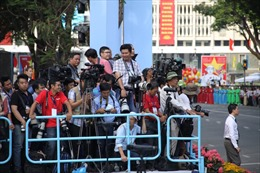 Đổi mới, nâng cao chất lượng hoạt động của Hội Nhà báo TP Hà Nội trong tình hình mới