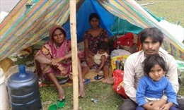 Thiếu niên Nepal sống sót sau 5 ngày bị động đất vùi lấp
