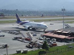 Nepal: Sân bay quốc tế duy nhất cấm máy bay cỡ lớn