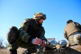 Lực lượng vũ trang Ukraine từ chối rút khỏi Shirokino