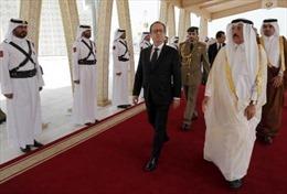 Pháp bán chiến đấu cơ Rafale cho Qatar