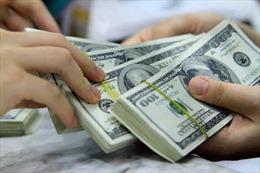 Giá đôla Mỹ chạm trần