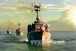 Tự hào Hải quân Nhân dân Việt Nam