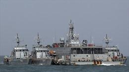 Triều Tiên cảnh báo tấn công tàu Hàn Quốc vượt hải giới