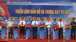 Triển lãm  về Hoàng Sa, Trường Sa tại Thanh Hóa