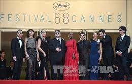 Tưng bừng khai mạc Liên hoan phim Cannes