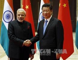 Chủ tịch Trung Quốc bắt đầu thăm Ấn Độ