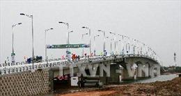 Đầu tư gần 1.500 tỷ đồng xây cầu Ba Vì–Việt Trì
