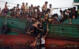 LHQ quan ngại về người di cư tị nạn tại Đông Nam Á