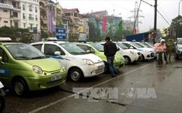 Taxi Hà Nội sẽ dùng phần mềm điều hành chung
