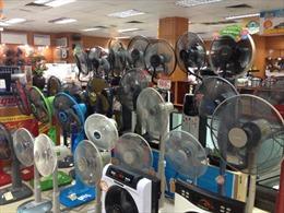 Đồ chống nóng tiết kiệm điện đắt khách
