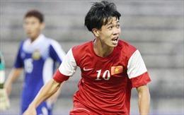 Công Phượng bị loại khỏi danh sách đội tuyển Việt Nam