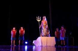 Chương trình kịch nghệ bằng tiếng Anh thu hút nhiều khán giả