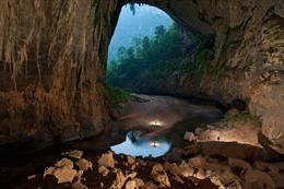 Quảng bá vẻ đẹp kì thú của Sơn Đoòng tại Singapore