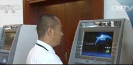 Trung Quốc ra mắt máy ATM nhận diện khuôn mặt