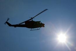 Rơi trực thăng cứu hộ tại Nepal