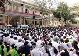 Đảm bảo an ninh, an toàn trường học trong dịp Tết Nguyên đán 2021