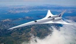 Máy bay vận tải siêu thanh tiếp nối huyền thoại Concorde